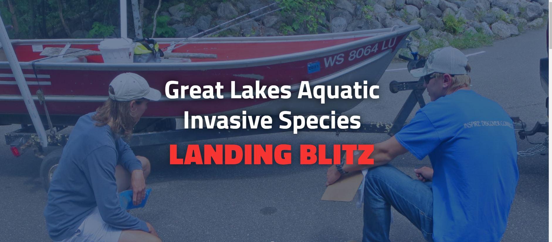 AIS Landing Blitz promotional photo