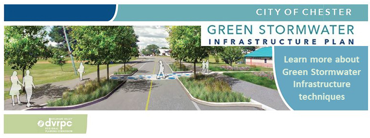 Chester City Green Stormwater Infrastructure Plan