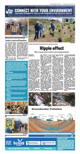Cover of Jan 22, 2019 Connect with Your Environment