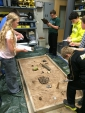 Marine archeology class