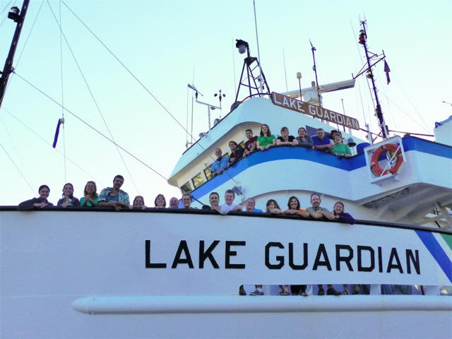 Lake Guardian, EPA research vessel