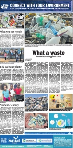 Connect with your environment 91818 Plastic Waste and Recycling
