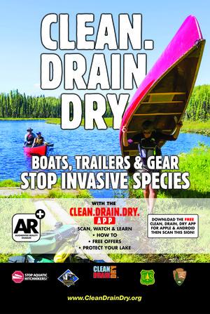 Clean Drain Dry App