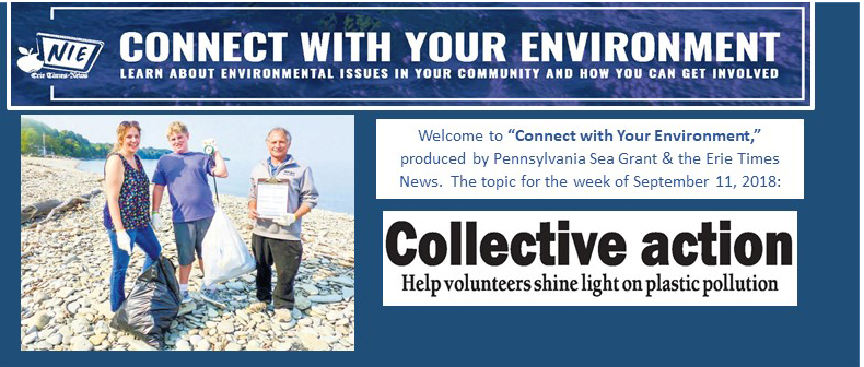 Connect with your Environment 92218 Coastal Clean Up