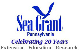 PA Sea Grant 20 year anniversary logo