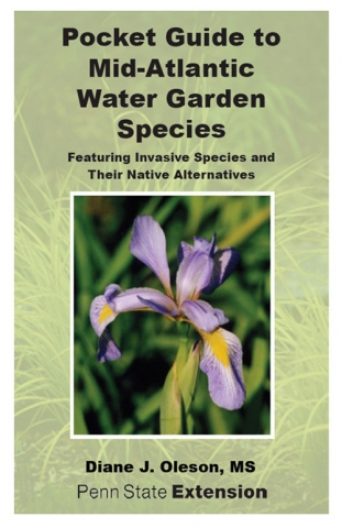 guide to plant species found in Mid-Atlantic region water gardens
