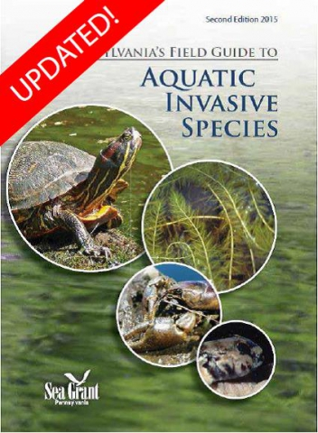Pennsylvania Field Guide to Aquatic Invasive Species cover