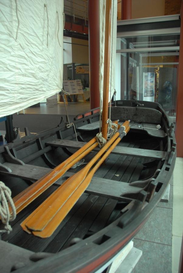 Niagara Ship's Boat, Cutter IV