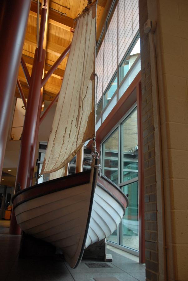 The Grand Niagara's Cutter