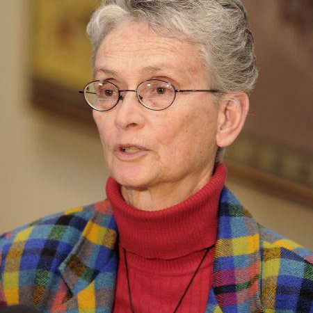 Sister Pat Lupo, keynote speaker