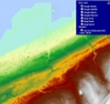 Pennsylvania Lake Erie watershed LiDAR data- 32 bit