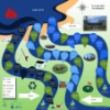 Watershed map game