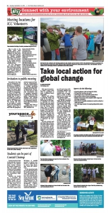 NIE- Take local action for global change
