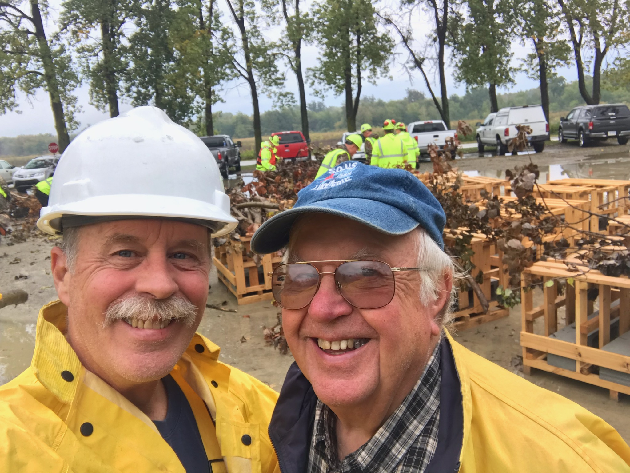 David Boughton and Jerry Skrypzak, S.O.N.S. of Lake Erie