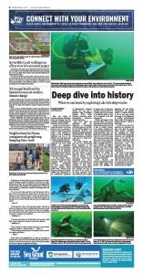 Deep Dive into Lake Erie Shipwrecks