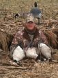 Prevention tips for waterfowl hunters