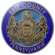 Erie County logo