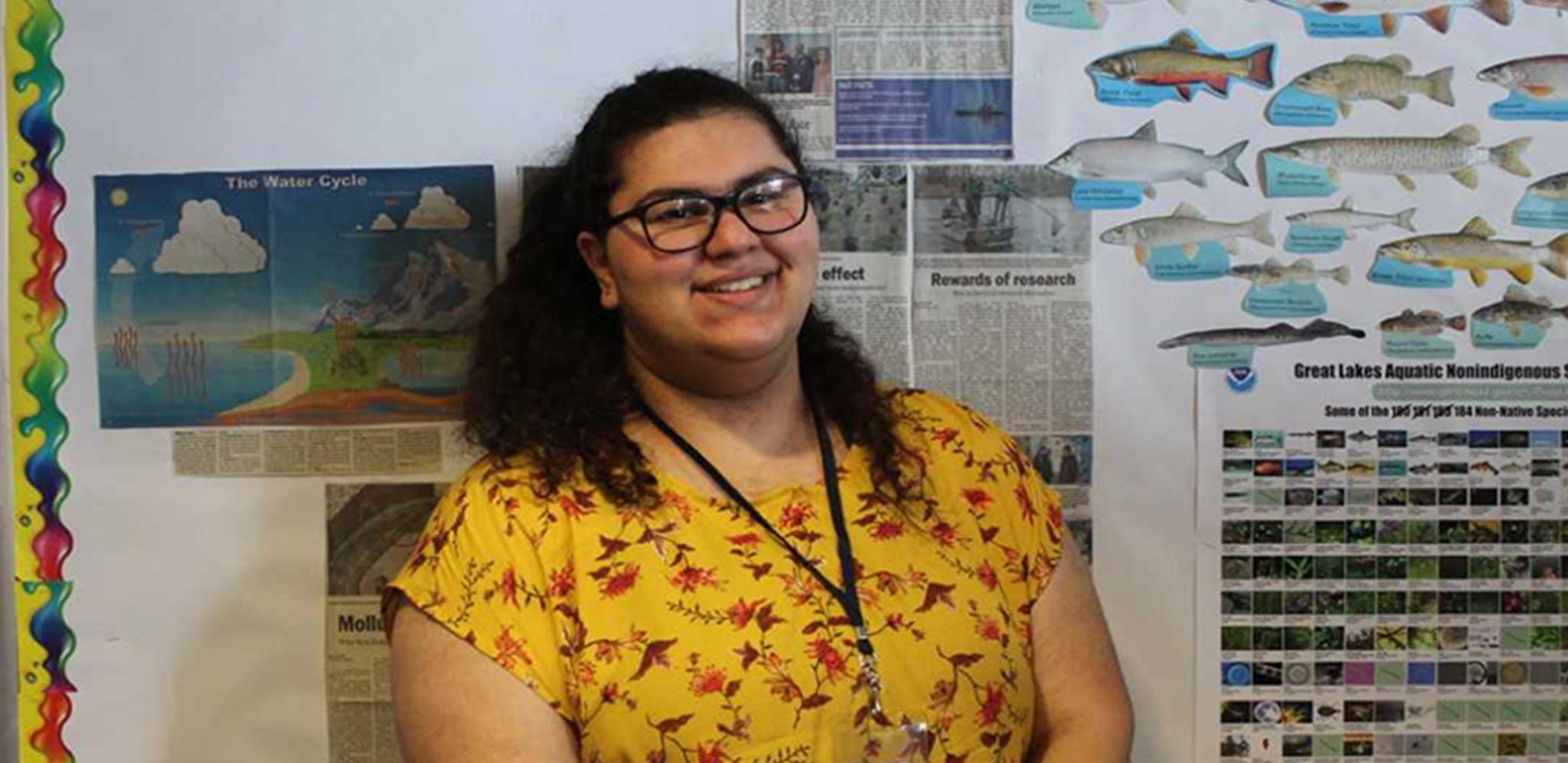 Student essay writer Mashael Khudakaram