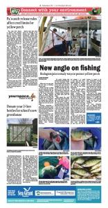 New Angle on Fishing - NIE 5/2/17