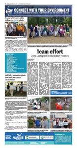 International Coastal Clean Up 2017 - NIE 91217