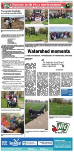 Watershed Moments, NIE May 30, 2017