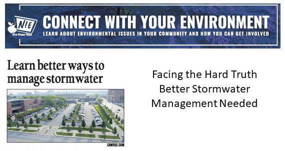 Managing Stormwater - NIE March 13 2018
