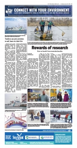 Lake Erie Science and Research Benefit Community