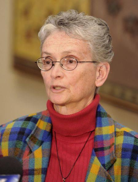 Sister Pat Lupo, speaker