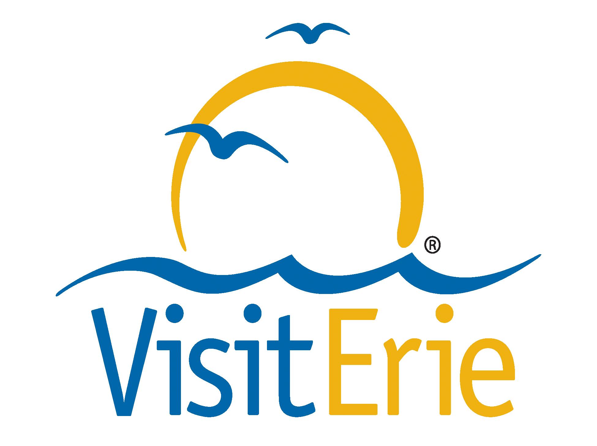 visit erie logo