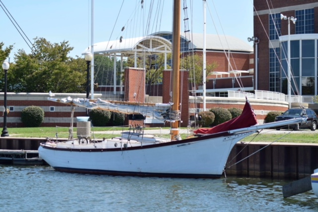 The Friendship Sloop a ship used in shipboard education program