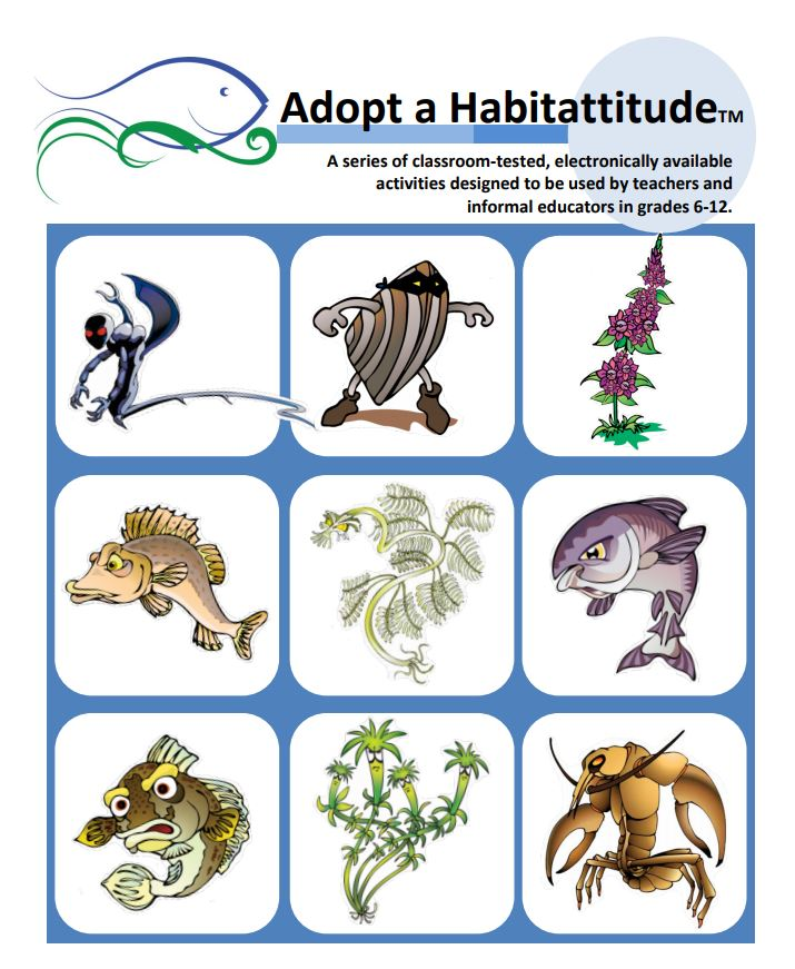 Habitatitude curriculum cover graphic