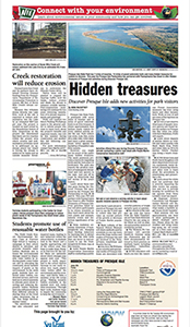 Hidden treasures - Discover Presque Isle activities for park visitors thumbnail