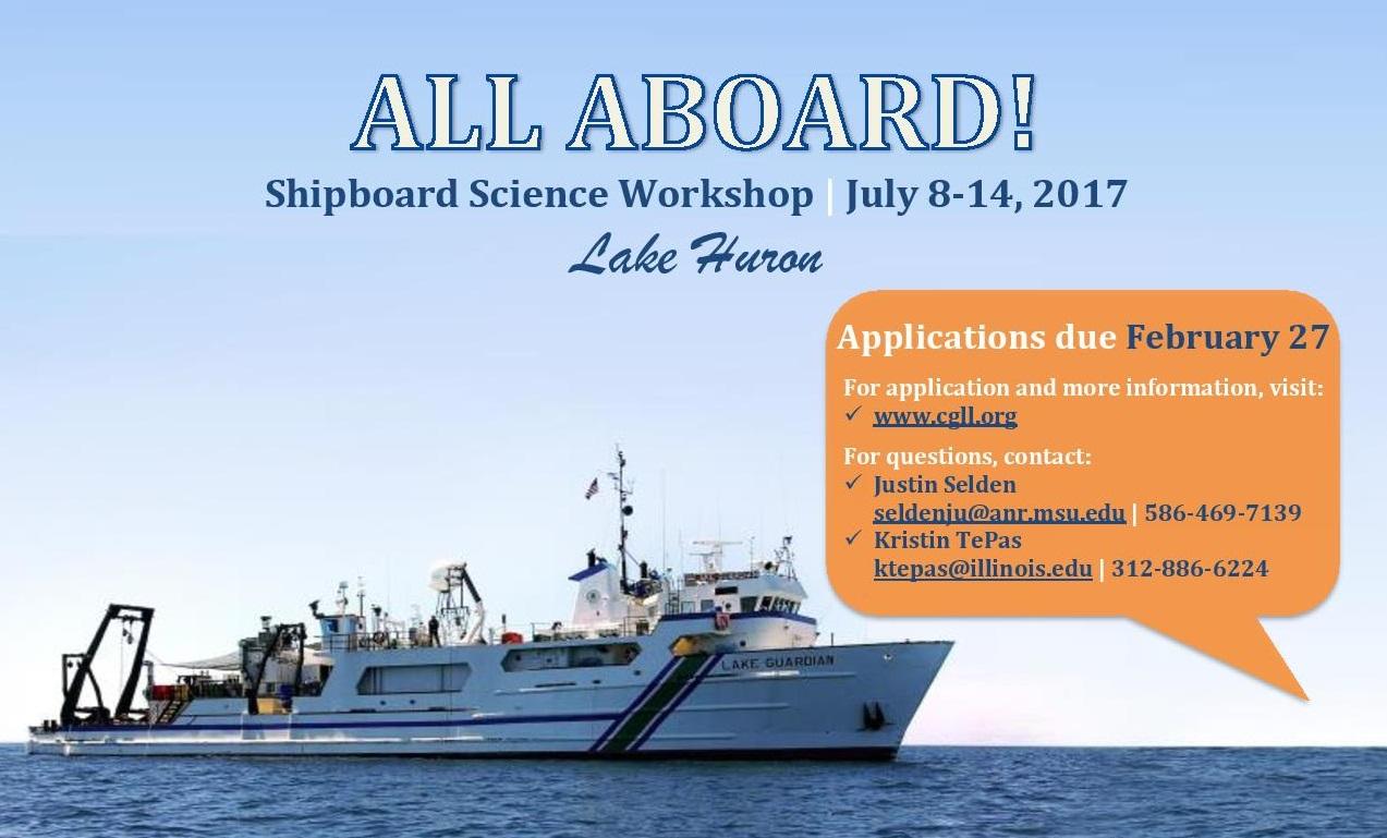 Shipboard education photo