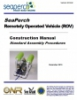 Sea Perch manual